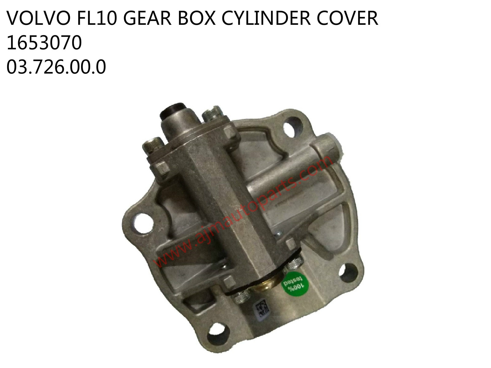 VOLVO FL10 GEAR BOX CYLINDER COVER-1653070