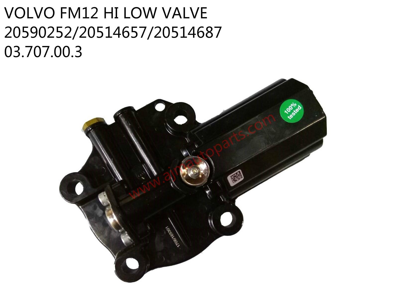VOLVO FM12 HI LOW VALVE-20590252