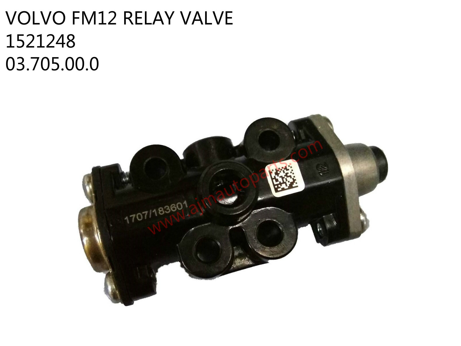 VOLVO FM12 RELAY VALVE-1521248
