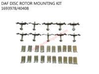 DAF DISC ROTOR MOUNTING KIT-1693978
