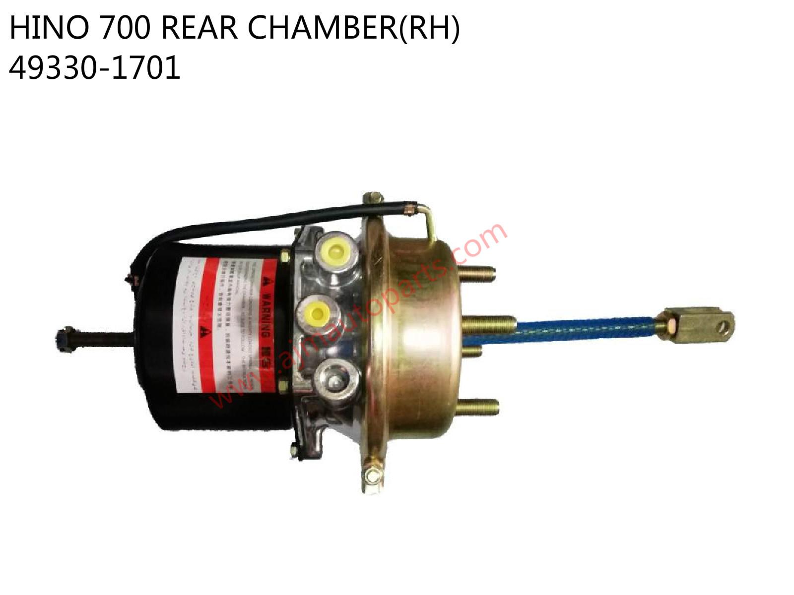 HINO 700 REAR BRAKE CHAMBER-44930-1701 RH