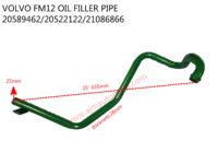 VOLVO FM12 OIL FILLER PIPE-20589462