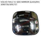 VOLVO FM12 SIDE MIRROR GLASS-SMAL-20707278-3091757